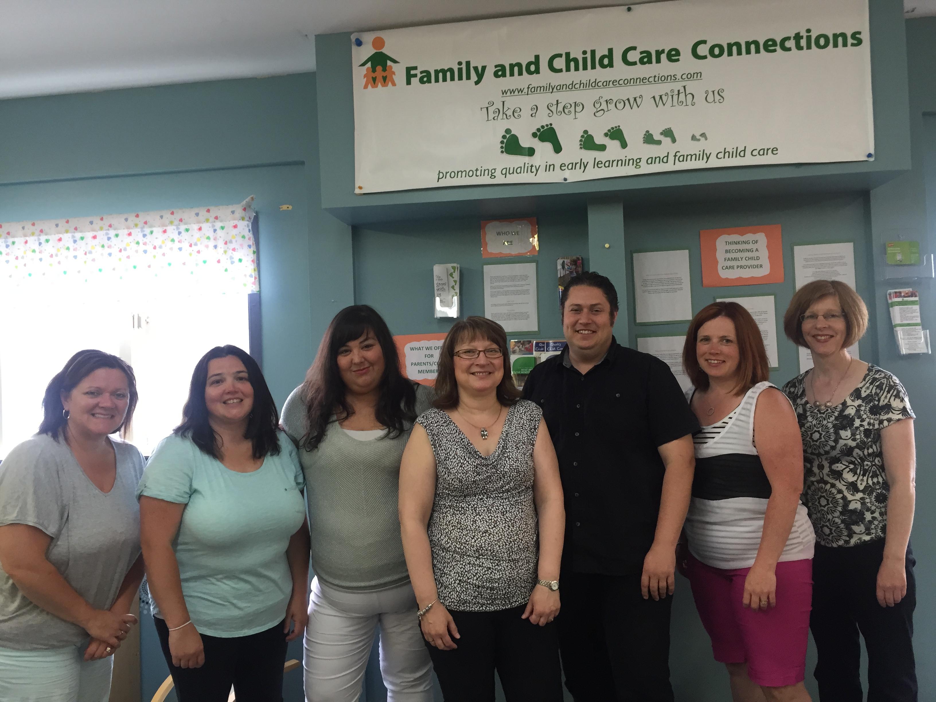 Centre de ressources familiales du STTP, à St. John's