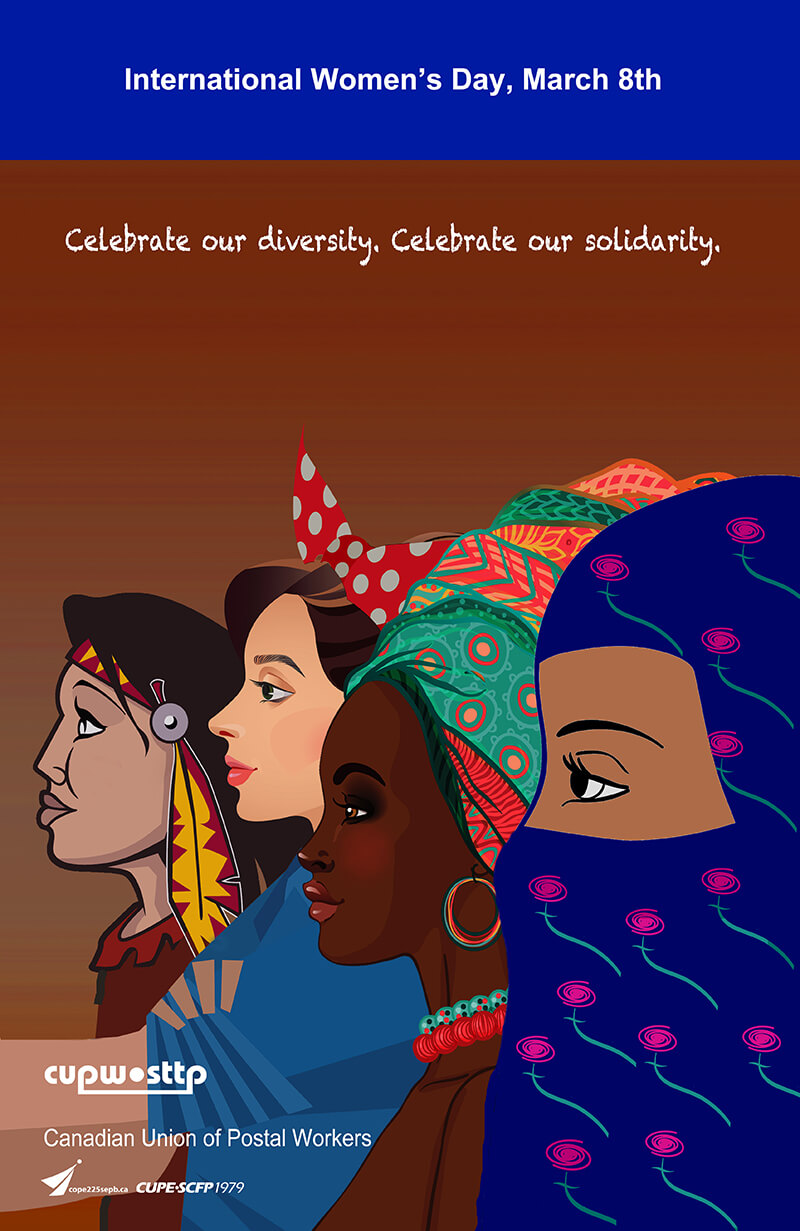 2018 International Women's Day Poster
