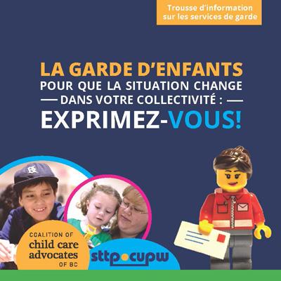 Trousse d'information sur les services de garde  - Français