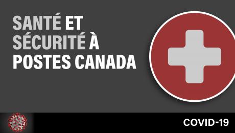 Image : COVID-19 : Santé et sécurité à Postes Canada