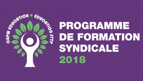Programme de formation syndicale