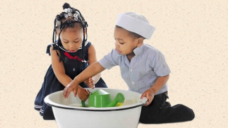 Finding Quality Child Care