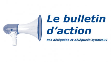 Le bulletin d'action