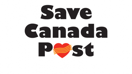 Logo : Save Canada Post